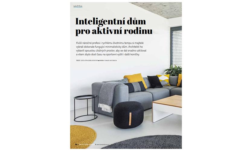 Časopis DOMOV 12/2019